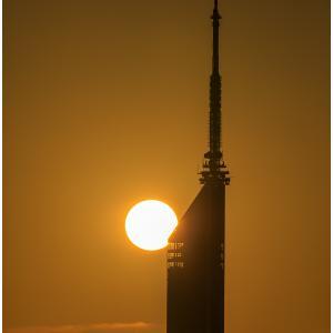 ~タワーの落日~