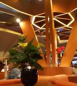 バリ島・デンパサール空港・DPS・プレミアラウンジ・STAR ALLIANCE・LOUNGE・Bali
