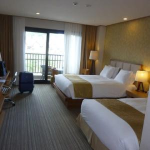 アルピナリゾートホリデーイン・Holiday Inn Resort Alpensia Pyeongchang, Korea滞在記