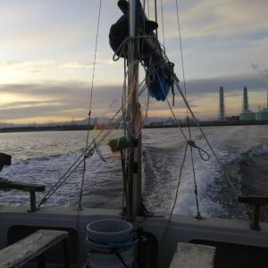 1安打位の鯛釣り❗️