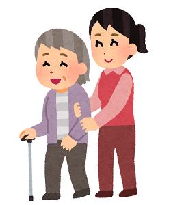 片麻痺の方の歩き方はカラダのバランスが取りやすい歩き方を心がける