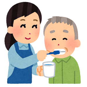 誤嚥性肺炎の予防と口腔ケアと食事でリスクを減らす