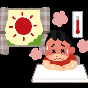 室内で起こる熱中症 そのメカニズムと対処法
