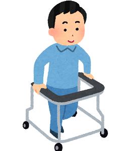 歩行訓練のリハビリテーションを支援するためのロボットがたくさん開発されています。
