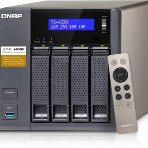 QNAPサーバー システムログのエラー一覧