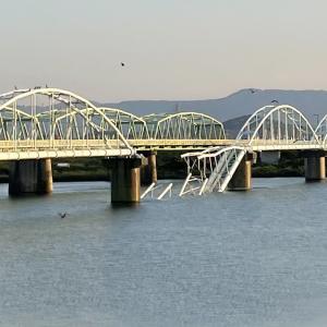 和歌山市の水管橋の実際?
