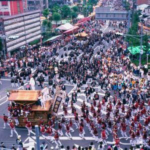 秋祭り 岸和田祭り