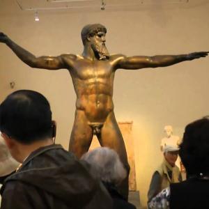-HD-古代ギリシャ芸術の殿堂、アテネ考古学博物館-Athens,Greece-