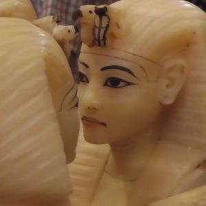 初めてのエジプト旅行 エジプト考古学博物館