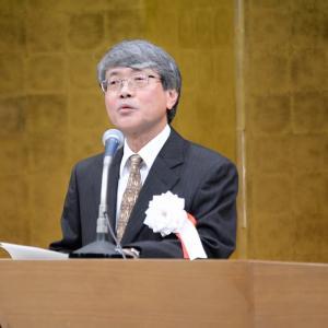 国立民族学博物館40周年記念式典吉田憲司館長あいさつ