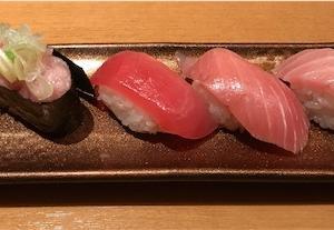 仙台平禄寿司で東北メニューと旬を食べる