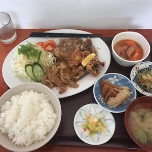 三八食堂のスタミナ定食