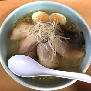 麺太郎の丸どり塩チャーシューメン