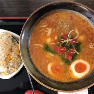 味噌藏麺也いとうのトマト味噌