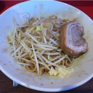 豚まるの魚介アブラソバ