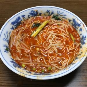 四川家庭料理 楊の汁あり坦々麺