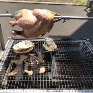 2000円で贅沢1人BBQ