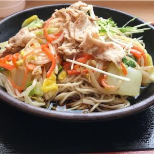 ゆで太郎のマシマシ肉野菜そば