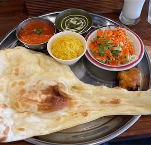ビハニでヒマラヤンセット