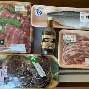 青森県産食材でBBQ
