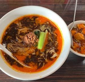 陳麻家の痺れ坦々麺