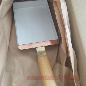【当選品】銅製卵焼き器・アイスギフト
