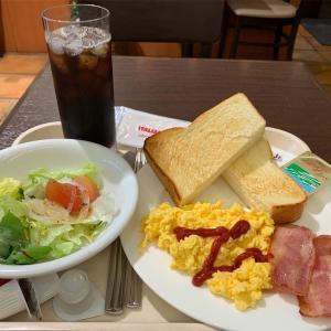 蒲田で朝メシ