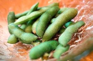 枝豆のレシピでスタミナ不足解消!肝機能をいたわる効果も