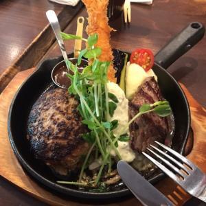 [大阪]津の田ミートのハンバーグがおすすめ!和牛の肉汁が凄すぎる!