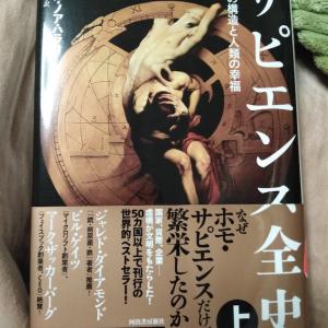 『学び合い』の語りに使える本〜『サピエンス全史(上)』〜