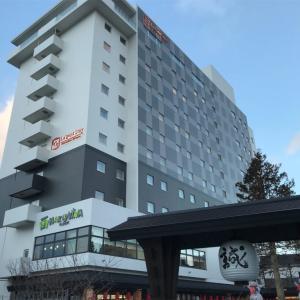 ラ・ジェント・ステイ函館駅前宿泊レビュー!朝食・大浴場や駐車場を紹介!