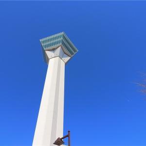 函館市のシンボル!五稜郭タワーと五稜郭公園に行こう!