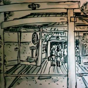 アーカイブ 第96◎ 中村楼は八坂神社の老舗料理店です。