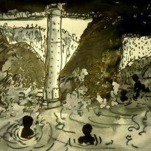 第545 ◎ 洞窟風呂