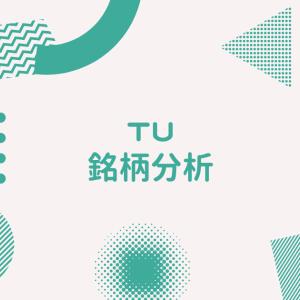 【TU】タイユニオン  銘柄分析