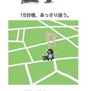 迷える我ら・5月19日の飼い主/【犬マンガ】