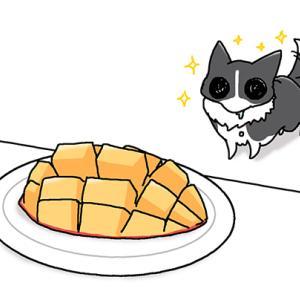 贅沢なフルーツ・6月24日のピピぞう/【犬マンガ】