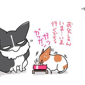 今、行けません・8月12日のちくわ/【犬マンガ】