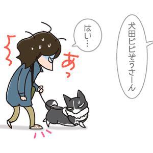 泥靴だった日・5月11日の飼い主/【犬マンガ】