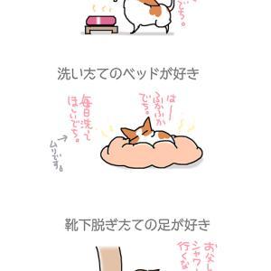 みっつのたて・5月14日のちくわ/【犬マンガ】
