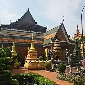 カンボジア・タイ② アンコールパスを入手