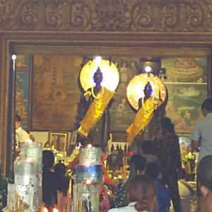 カンボジア・タイ③ 不思議な仏像とアプサラダンス