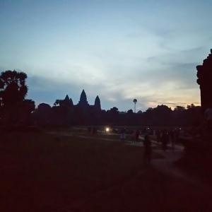 カンボジア・タイ④ とりあえずアンコールワット