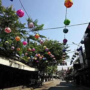 カンボジア・タイ⑤ ローカル市場とタプローム遺跡