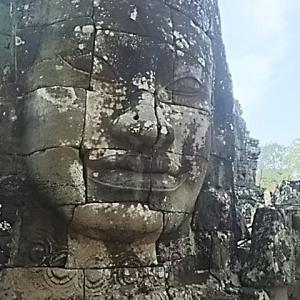 カンボジア・タイ⑥ やっぱりバイヨン寺院が好き