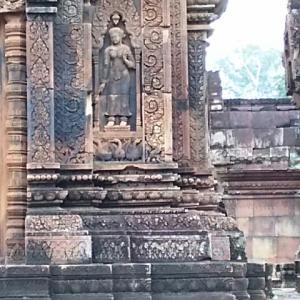 カンボジア・タイ⑨ バンテアイスレイとランチボックス