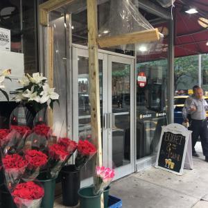 保護中: 【ニューヨーク旅行記】セントラルパークへの道とSmiler Food Storeのランチピックアップ