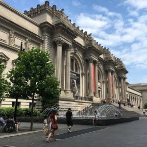 保護中: 【ニューヨーク旅行記】世界最大級のメトロポリタン美術館を巡る!前編