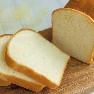 パウンド型で作る。しっとりふわふわ生食パンのレシピ