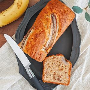 ワンボウルで簡単!パウンド型で作るバナナブレッドのレシピ